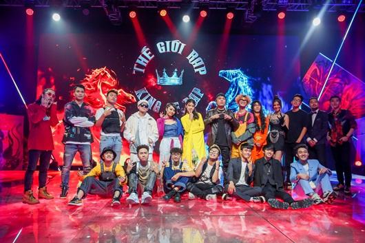 Ket hop King of Rap, Giong hat Viet nhi mo ra phien ban HipHop cho thi sinh duoi 16 tuoi