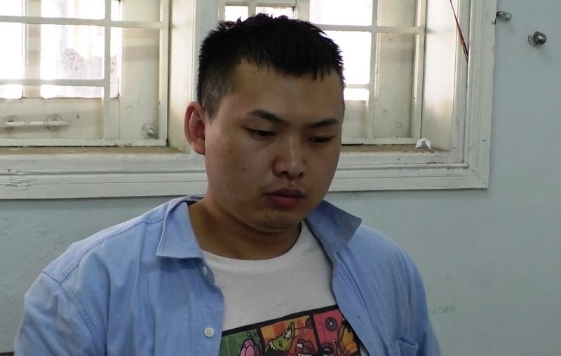Vu thi the trong valy: Bat tam giam nghi pham nguoi Trung Quoc