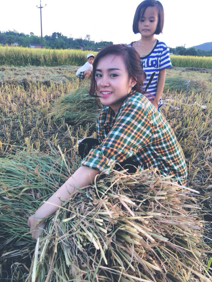 """Ba Tung day lam banh bao """"phan cam"""""""